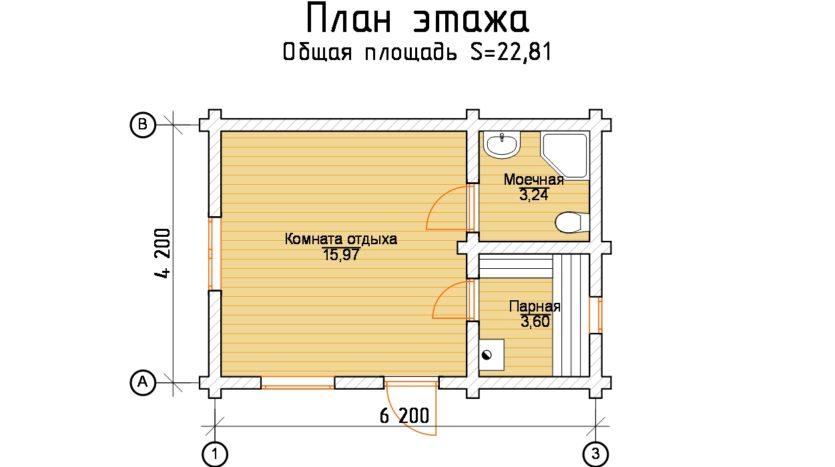 Б 460 план