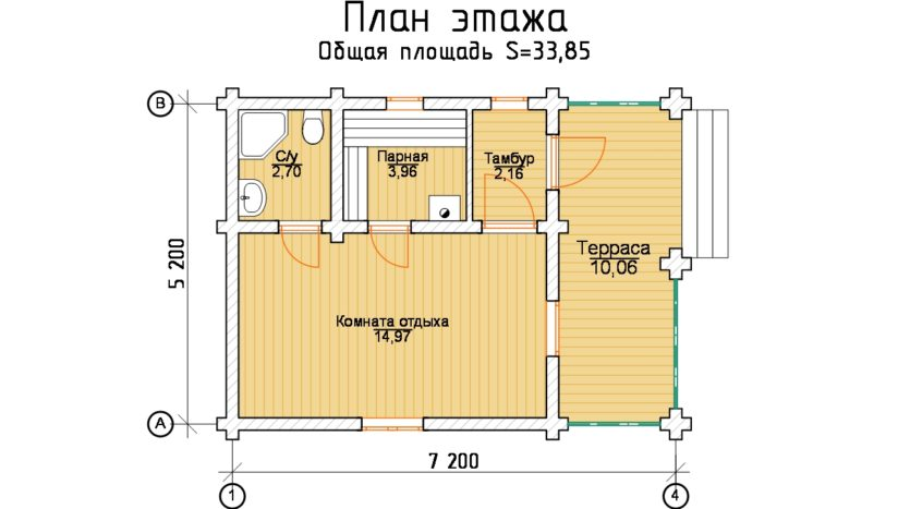 Б 552 план
