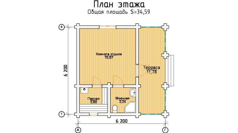 Б 642 план