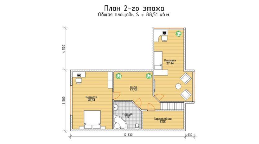 П 382 план 2