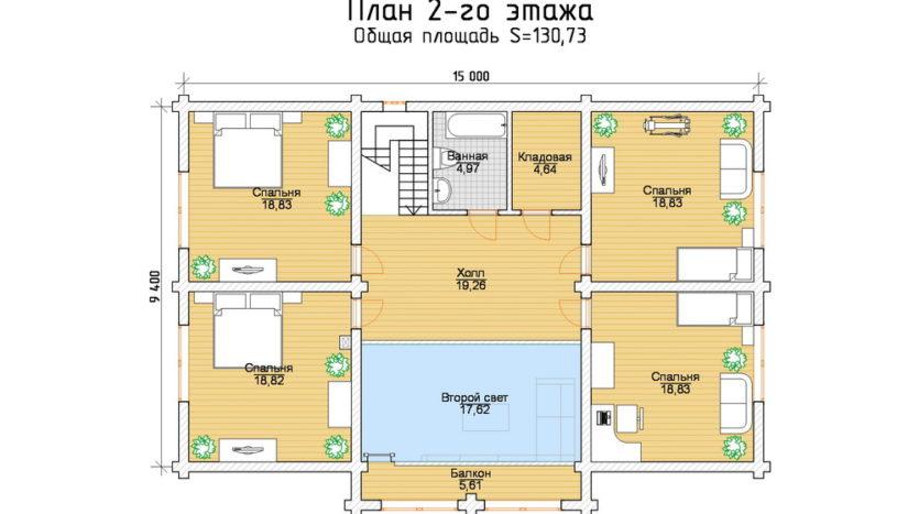 П 496 план 2