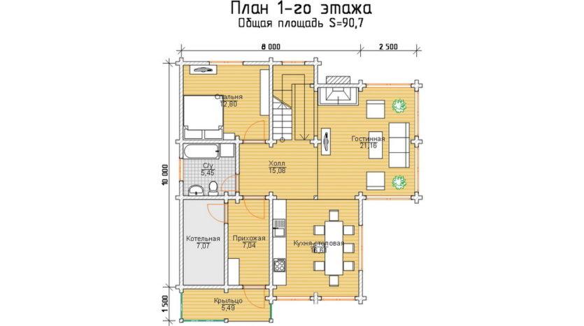 П 585 план 1