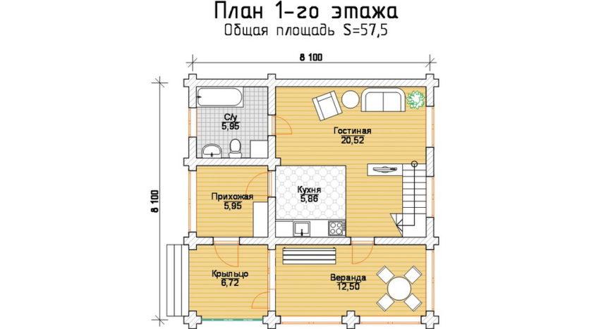П 590 план 1