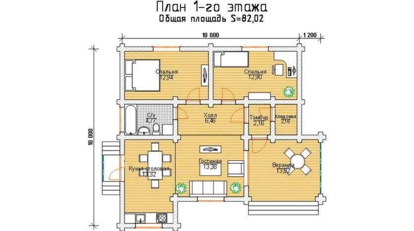П 603 план