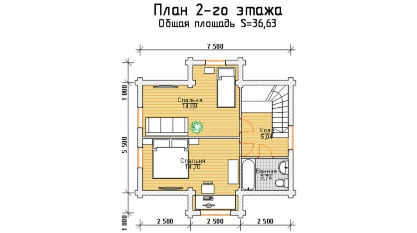 П 640 план 2