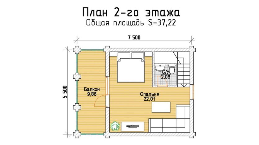 П 370 план 2