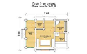 П 375 план