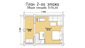 П 432 план 2