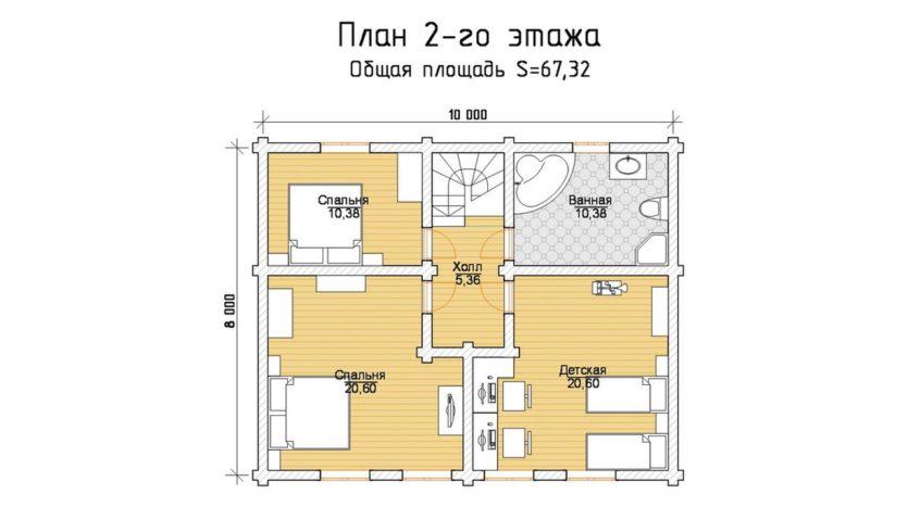 П 451 план 2