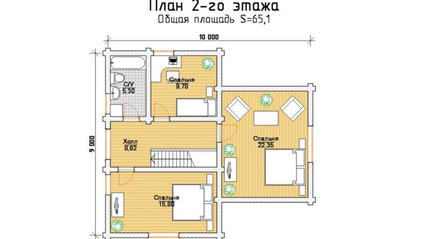 П 544 план 2